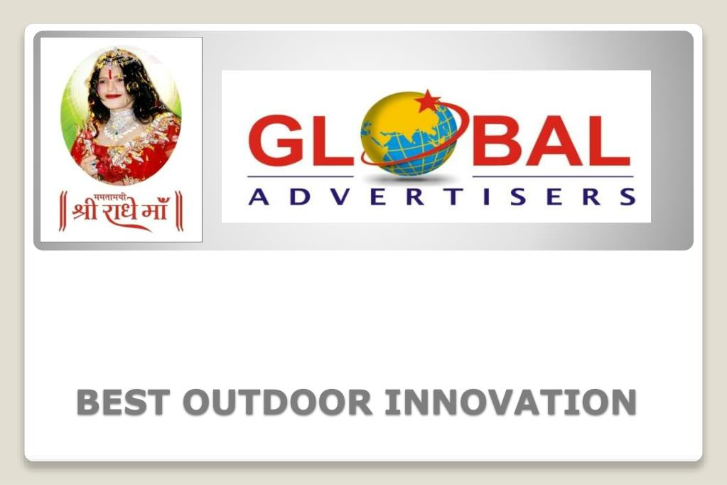 best outdoor innovation l.
