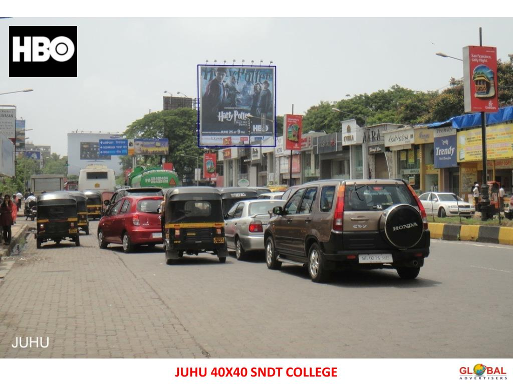 JUHU 40X40 SNDT COLLEGE