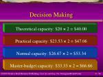 decision making54