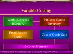 variable costing5