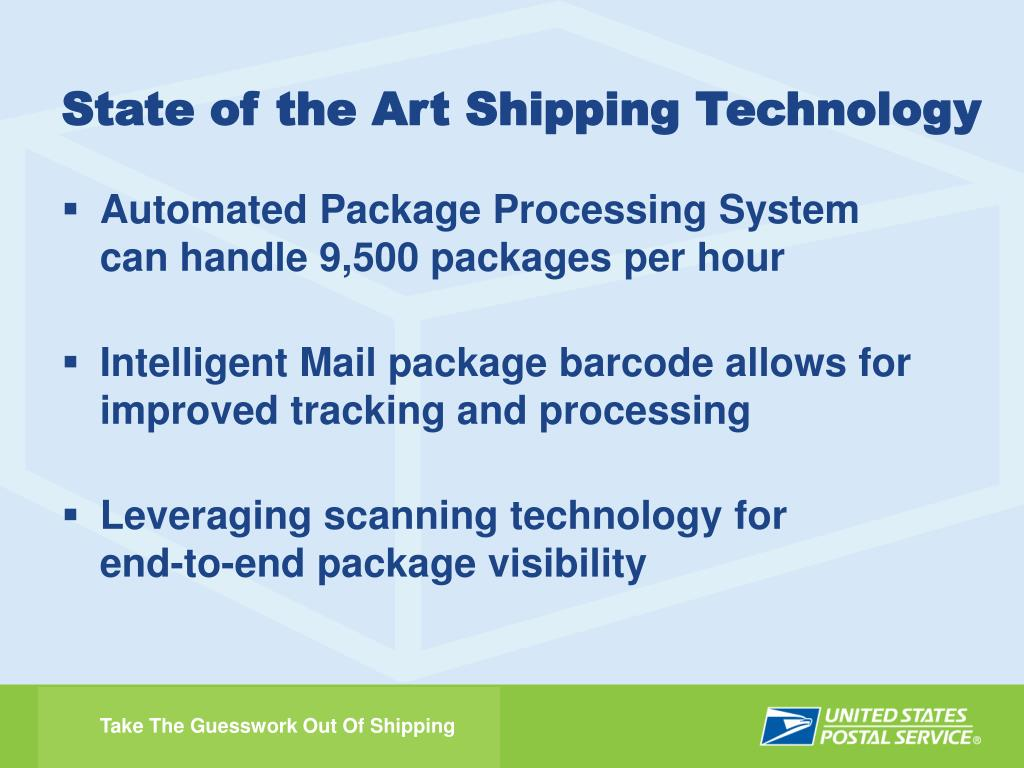 PPT - Package Services : The USPS Advantage PowerPoint