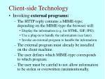 client side technology56