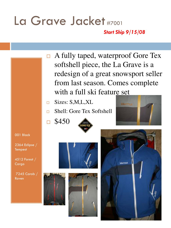 La Grave Jacket