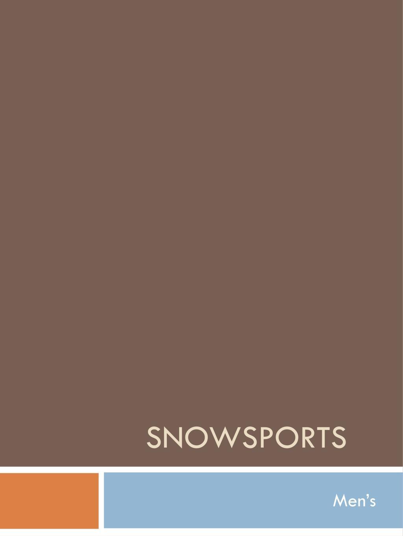 snowsports l.