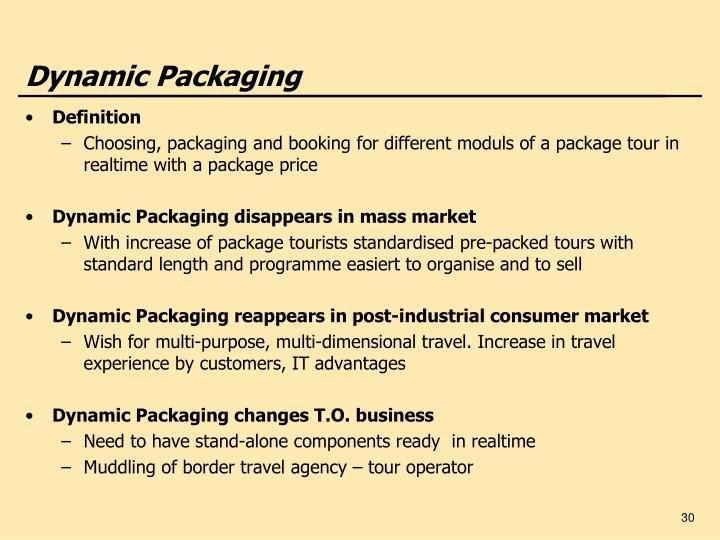 travel operator definition