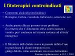 i fitoterapici controindicati131