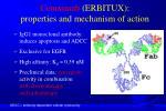 cetuximab erbitux properties and mechanism of action