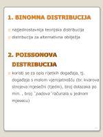 1 binomna distribucija