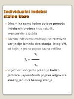 individualni indeksi stalne baze