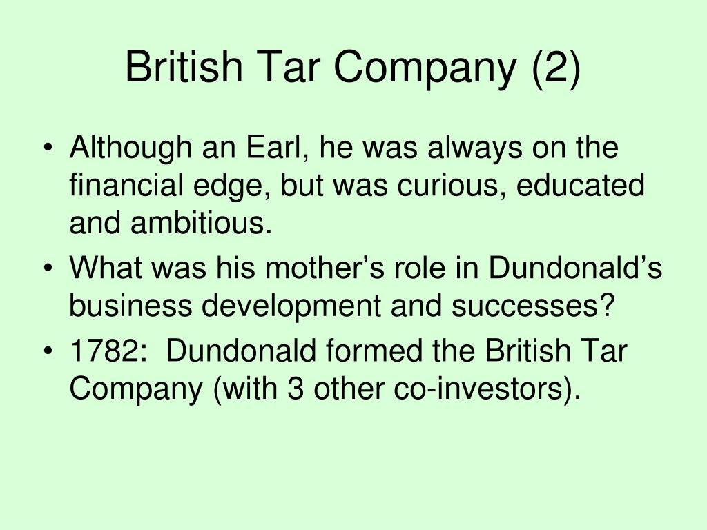 British Tar Company (2)