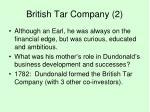 british tar company 2