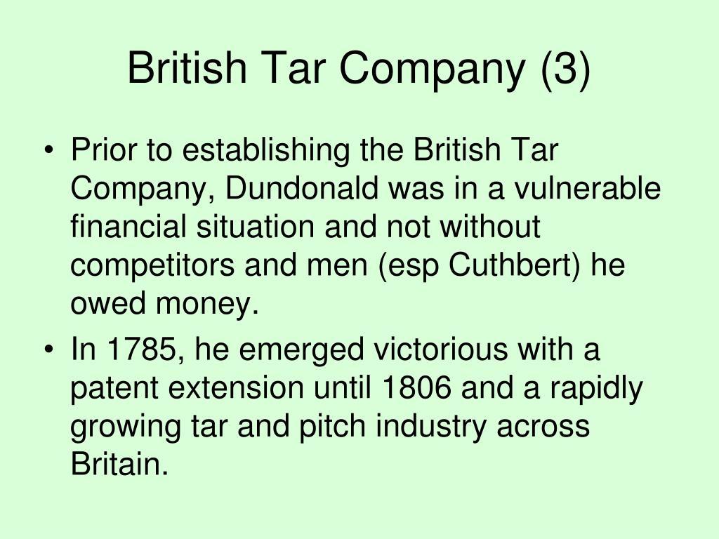 British Tar Company (3)