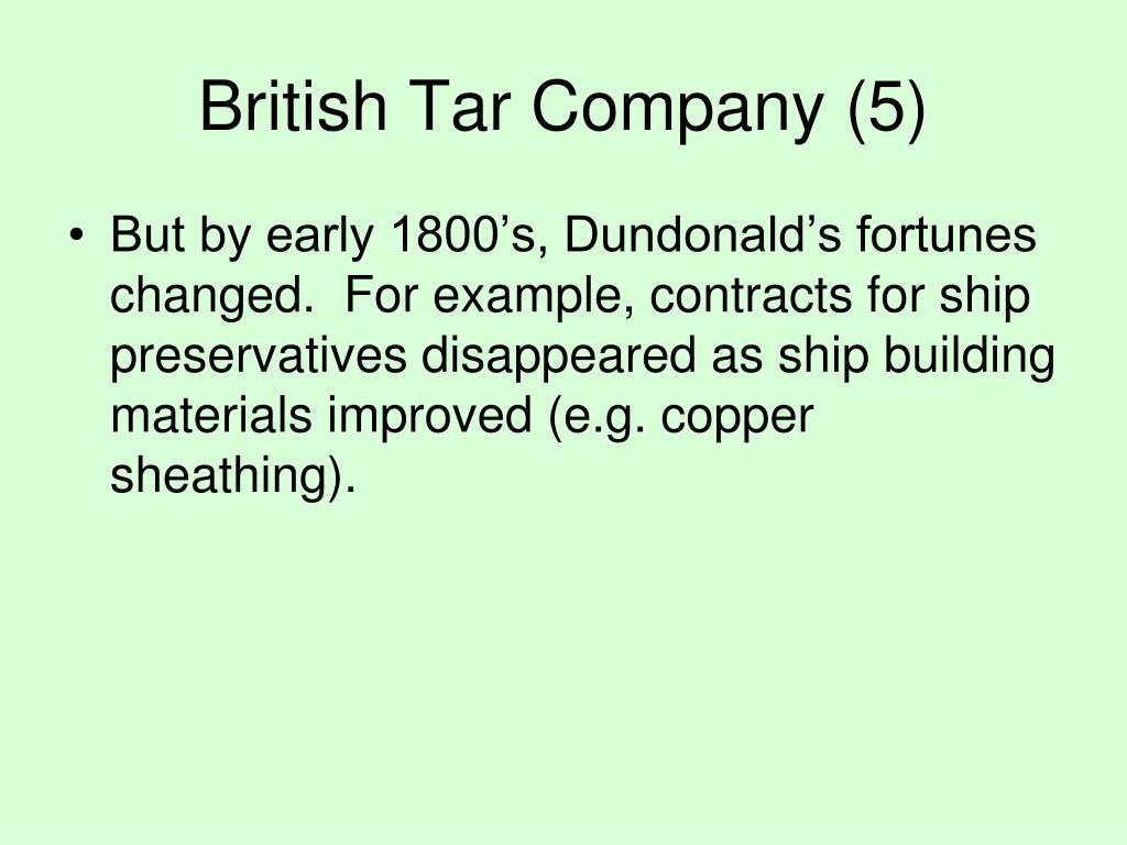 British Tar Company (5)