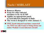 nachi msblast