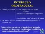 intuba o orotraqueal19