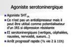 agoniste serotoninergique21