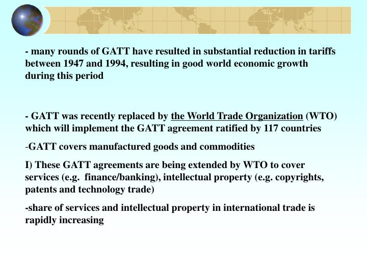 Ppt Iv Various Costs Of Trade And Trade Arrangements Direct And