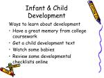 infant child development22