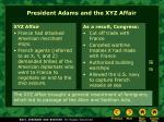 president adams and the xyz affair15
