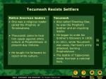 tecumseh resists settlers32
