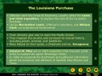 the louisiana purchase25