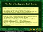 the role of the supreme court changes27