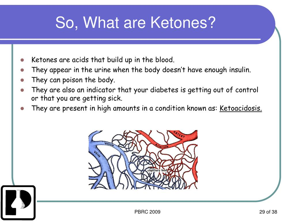 So, What are Ketones?