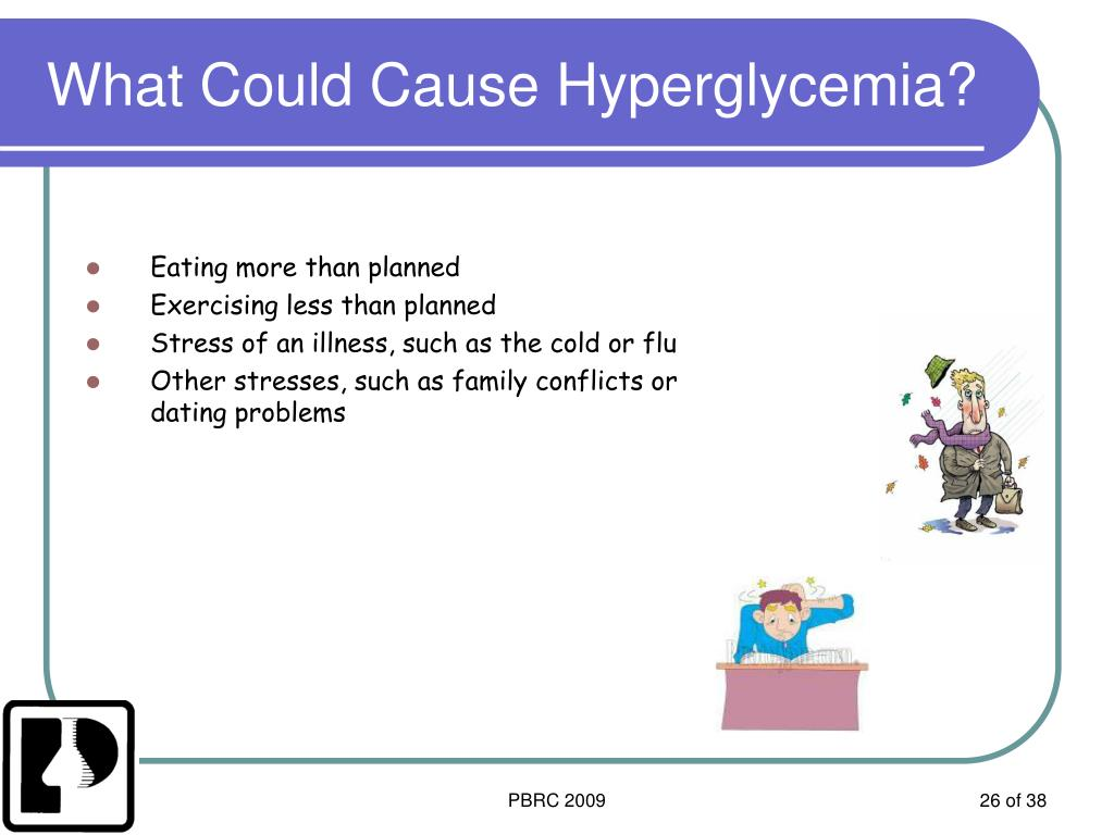 What Could Cause Hyperglycemia?