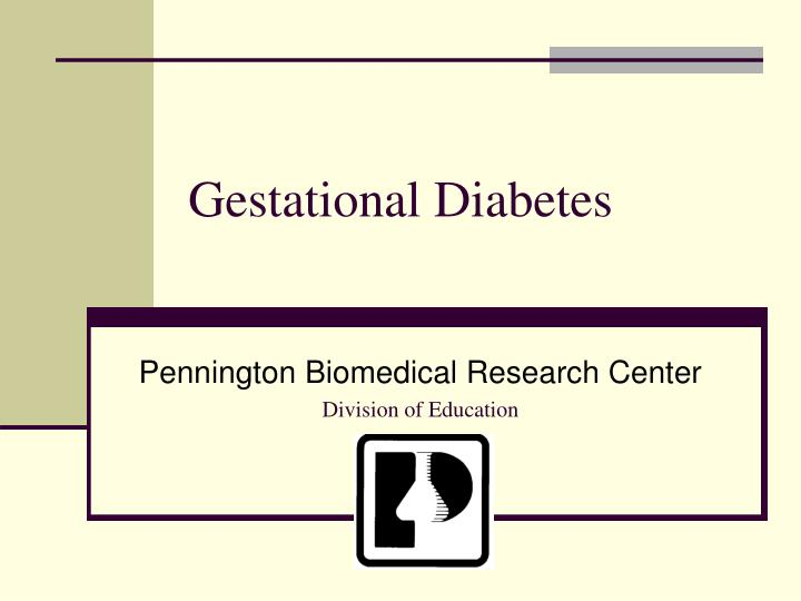 gestational diabetes n.