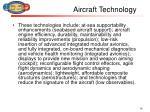 aircraft technology