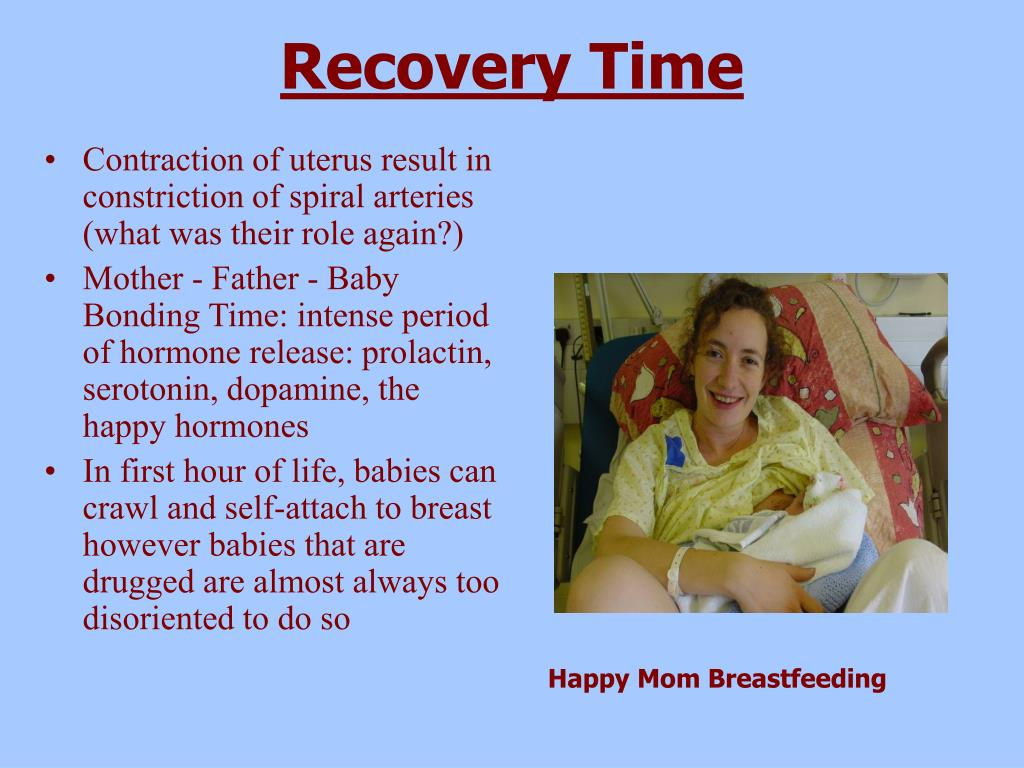 Recovery Time