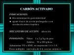 carb n activado