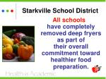 starkville school district