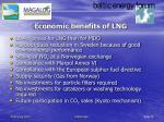 economic benefits of lng