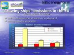 growing ships emissions in the eu source european commission