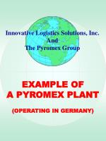 example of a pyromex plant operating in germany