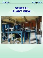 general plant view