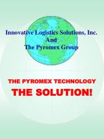 the pyromex technology the solution