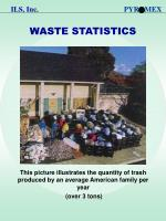 waste statistics8