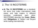 2 the 13 incoterms