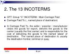 2 the 13 incoterms15