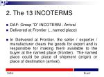 2 the 13 incoterms17