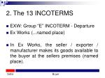 2 the 13 incoterms9