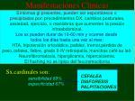 manifestaciones clinicas1
