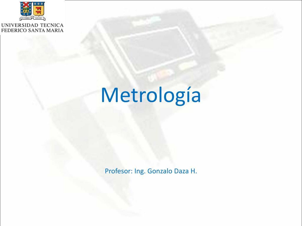 metrolog a l.