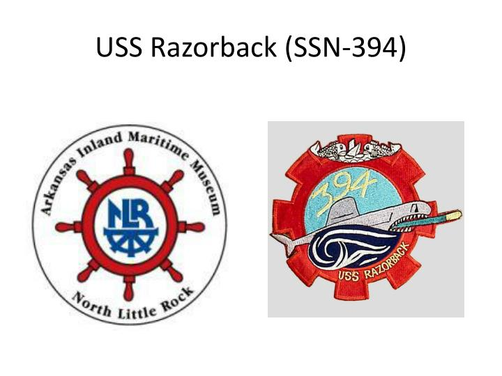 Uss razorback ssn 394