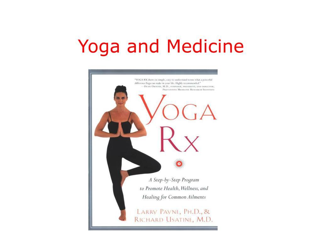yoga and medicine l.