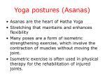 yoga postures asanas