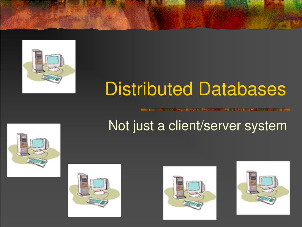distributed databases l.