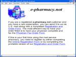 e pharmacy